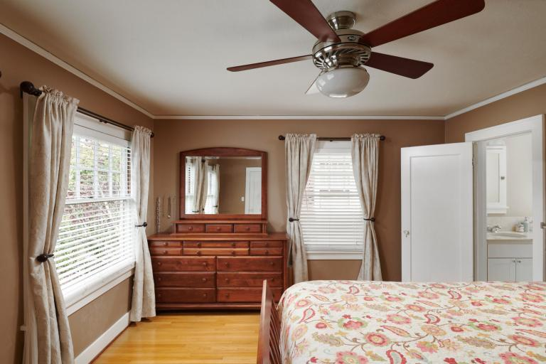 master bedroom Portland Oregon home for sale Colonial