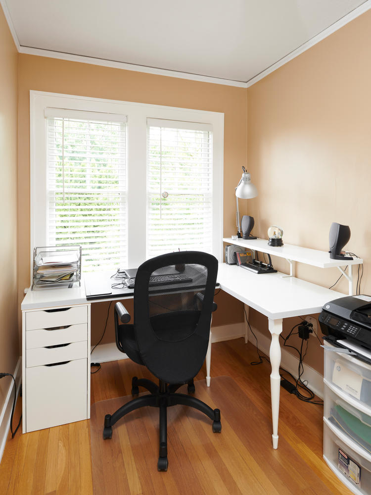 Office off master bedroom home for sale Portland Oregon