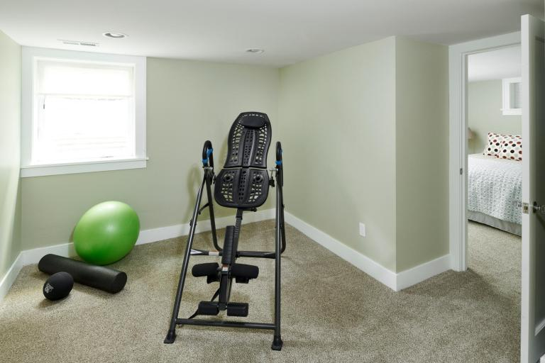 Basement home gym house for sale Portland Oregon