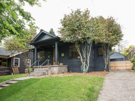 house exterior portland oregon