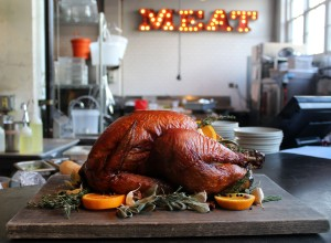 Smoked Turkey from Olympia Provisions