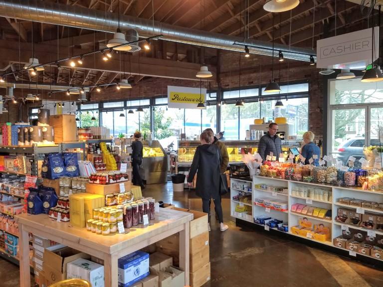 Providore Fine Foods interior
