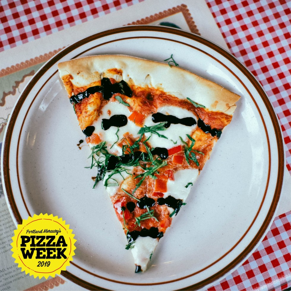Pizza Week slice portland Pizza Week