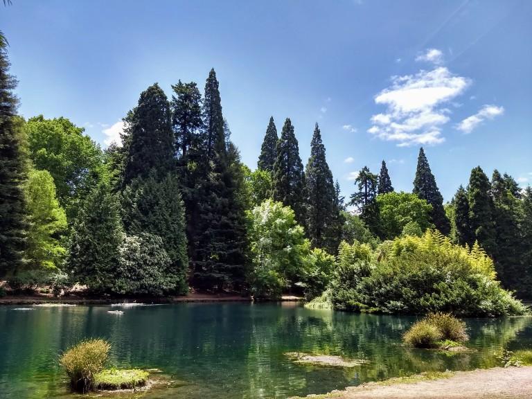 Laurelhurst Park Portland Oregon
