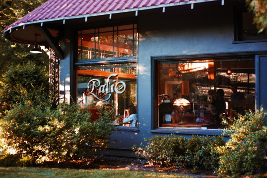Palio exterior in Ladd's Addition